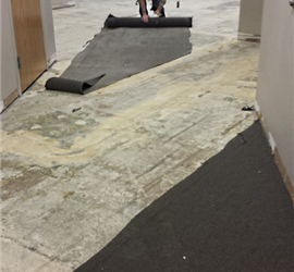 Replace Carpet NSST Trainer, Bldg KBB, Naval Station Norfolk