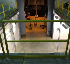 Mezzanine Modifications