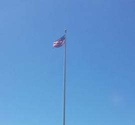 Repair/Replace Flag Pole