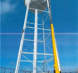 Repair & Repaint the Interior & Exterior of Elevated Water Storage Tank 3850, JEB Little Creek